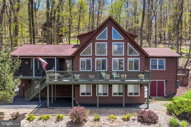 102 Salt Lick Road, FRONT ROYAL, VA 22630 (#VAWR140244) :: ExecuHome Realty
