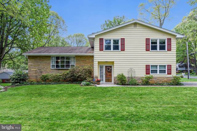 111 Hilltop Drive, SEVERNA PARK, MD 21146 (#MDAA433904) :: Radiant Home Group