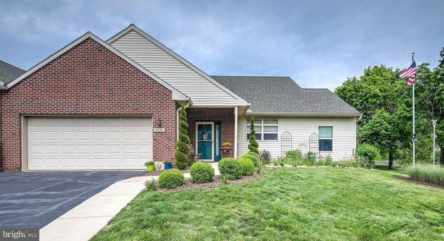 5336 Cobblestone Drive, MECHANICSBURG, PA 17055 (#PACB123452) :: TeamPete Realty Services, Inc