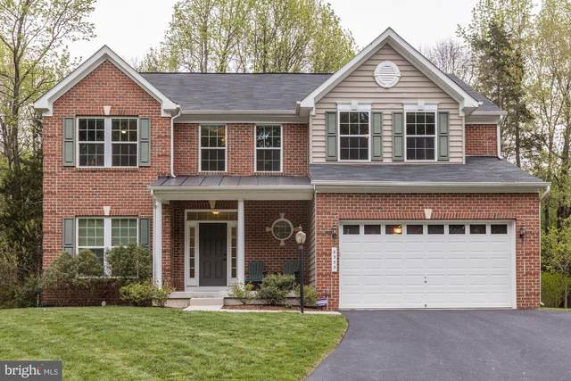 8355 Longfields Lane, ALEXANDRIA, VA 22309 (#VAFX1128298) :: The Licata Group/Keller Williams Realty