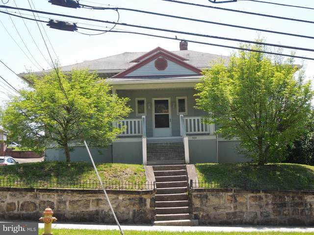 469 Williams Street, CUMBERLAND, MD 21502 (#MDAL134230) :: Peter Knapp Realty Group