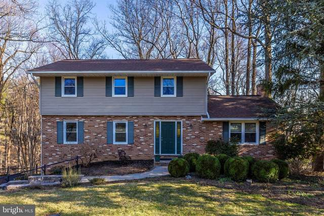 5800 Meadow Drive, FREDERICK, MD 21702 (#MDFR264138) :: The Gus Anthony Team