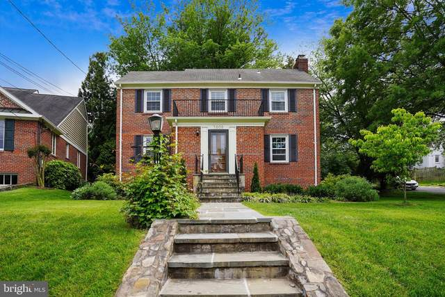 7000 Bybrook Lane, CHEVY CHASE, MD 20815 (#MDMC707270) :: The Licata Group/Keller Williams Realty