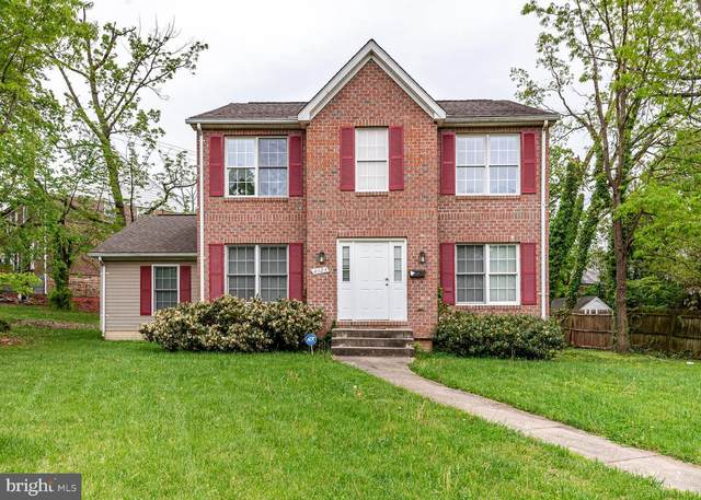 4023 Loch Raven Boulevard, BALTIMORE, MD 21218 (#MDBA510204) :: Bruce & Tanya and Associates