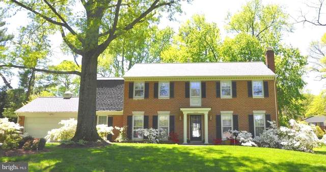 15004 Red Clover Drive, ROCKVILLE, MD 20853 (#MDMC707290) :: Radiant Home Group