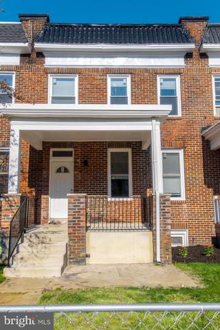 621 Mount Holly St, BALTIMORE, MD 21229 (#MDBA510220) :: Advon Group
