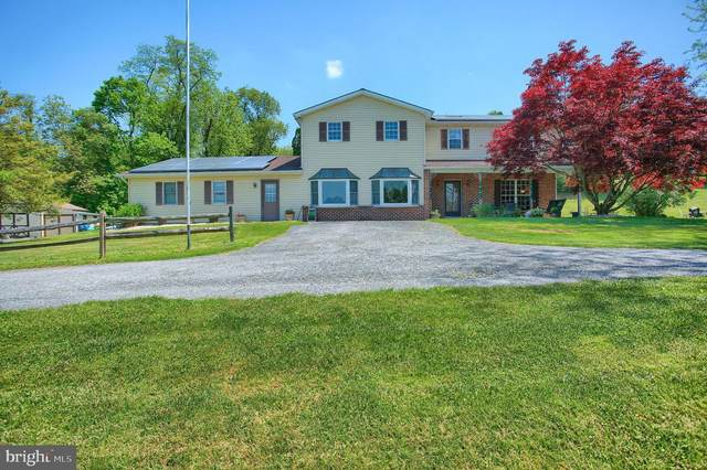 490 Old Stage Road, LEWISBERRY, PA 17339 (#PAYK137436) :: Liz Hamberger Real Estate Team of KW Keystone Realty