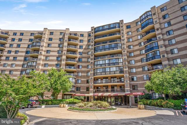 8350 Greensboro Drive #211, MCLEAN, VA 22102 (#VAFX1128354) :: Great Falls Great Homes