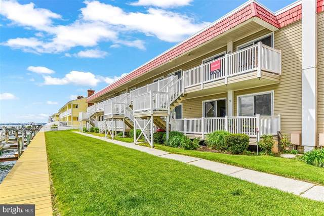 8904 Rusty Anchor Road #2303, OCEAN CITY, MD 21842 (#MDWO113782) :: Berkshire Hathaway PenFed Realty