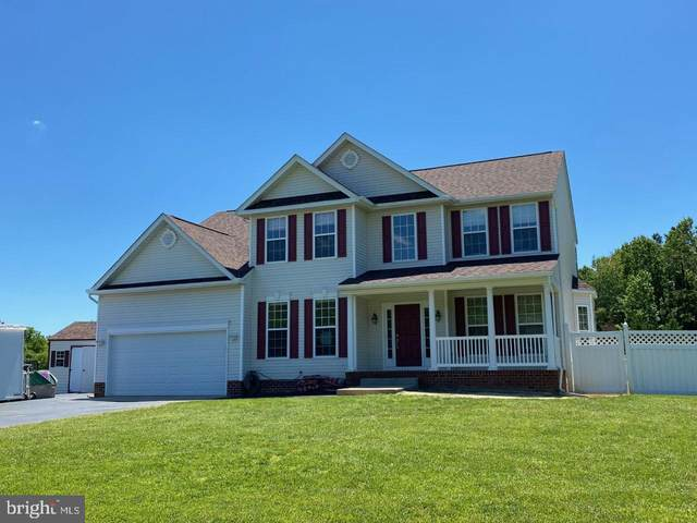 42915 Mary Beth Court, HOLLYWOOD, MD 20636 (#MDSM169366) :: The Maryland Group of Long & Foster Real Estate