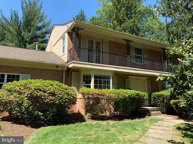 3211 Farmington Drive, CHEVY CHASE, MD 20815 (#MDMC707316) :: Mortensen Team