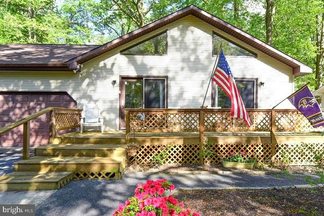 21 Moby Dick Drive, OCEAN PINES, MD 21811 (#MDWO113784) :: The Allison Stine Team