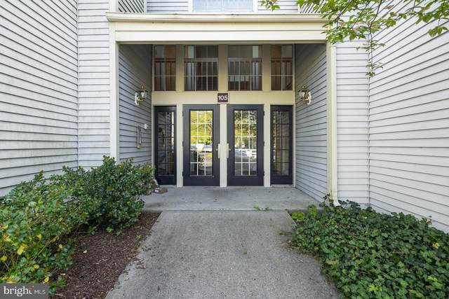 105 Olympic Court #9, PRINCETON, NJ 08540 (#NJME295380) :: Nexthome Force Realty Partners