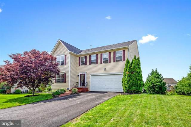 718 Holly Leaf Road, CULPEPER, VA 22701 (#VACU141422) :: The Daniel Register Group