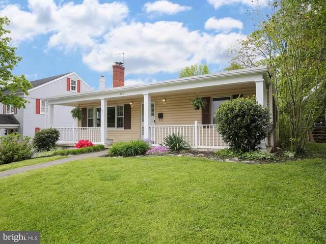 335 W Whitlock Avenue, WINCHESTER, VA 22601 (#VAWI114436) :: Erik Hoferer & Associates