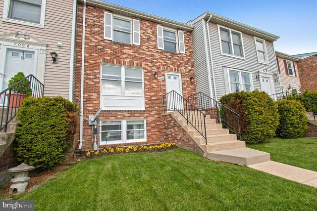 7008 Hames Court, FREDERICK, MD 21703 (#MDFR264150) :: Network Realty Group