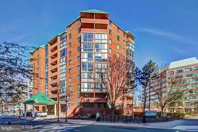 1001 N Randolph Street #901, ARLINGTON, VA 22201 (#VAAR162760) :: The Licata Group/Keller Williams Realty