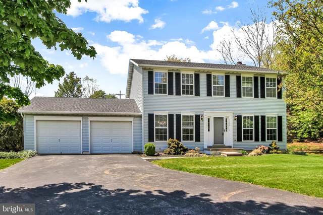 206 Gauge Court, STEWARTSTOWN, PA 17363 (#PAYK137446) :: TeamPete Realty Services, Inc