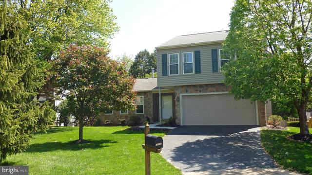 14400 Haystack Court, CENTREVILLE, VA 20120 (#VAFX1128420) :: Jacobs & Co. Real Estate