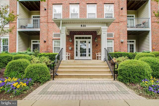531 Lawson Way #206, ROCKVILLE, MD 20850 (#MDMC707362) :: Great Falls Great Homes