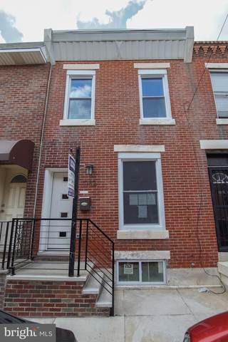 1752 S Mole Street, PHILADELPHIA, PA 19145 (#PAPH895160) :: Nexthome Force Realty Partners