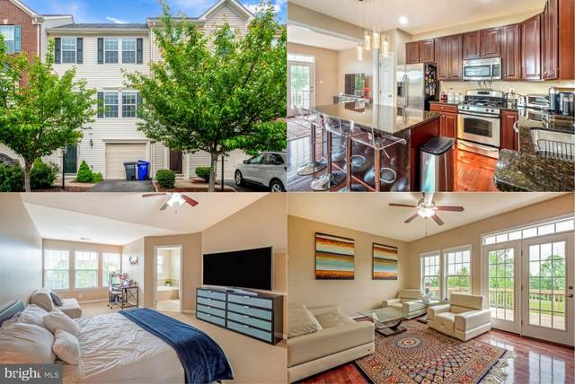25302 Gothic Square, CHANTILLY, VA 20152 (#VALO410806) :: Blackwell Real Estate