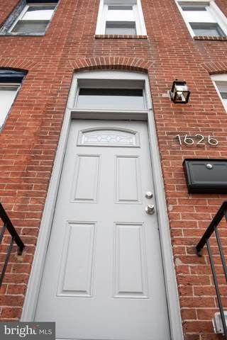 1626 E Preston Street, BALTIMORE, MD 21213 (#MDBA510304) :: SP Home Team