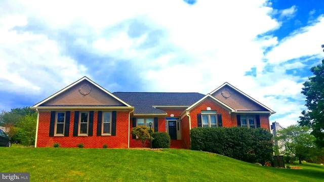 64 Huntfield Lane, CHARLES TOWN, WV 25414 (#WVJF138800) :: Blackwell Real Estate