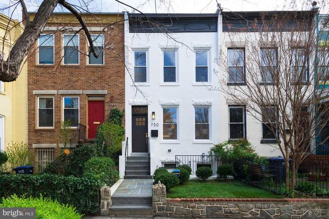750 13TH Street SE, WASHINGTON, DC 20003 (#DCDC468884) :: CENTURY 21 Core Partners