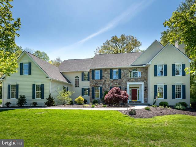 1001 Ballintree Lane, WEST CHESTER, PA 19382 (#PACT506066) :: Bob Lucido Team of Keller Williams Integrity