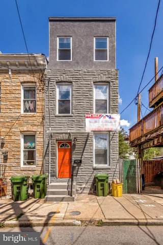 1429 Olive Street, BALTIMORE, MD 21230 (#MDBA510328) :: Jacobs & Co. Real Estate