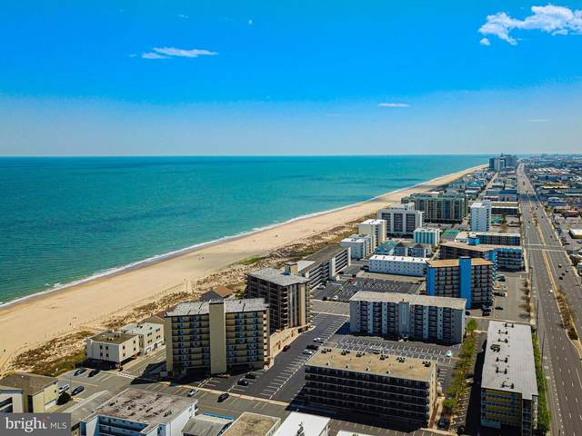 7 136TH Street N804, OCEAN CITY, MD 21842 (#MDWO113794) :: Berkshire Hathaway PenFed Realty