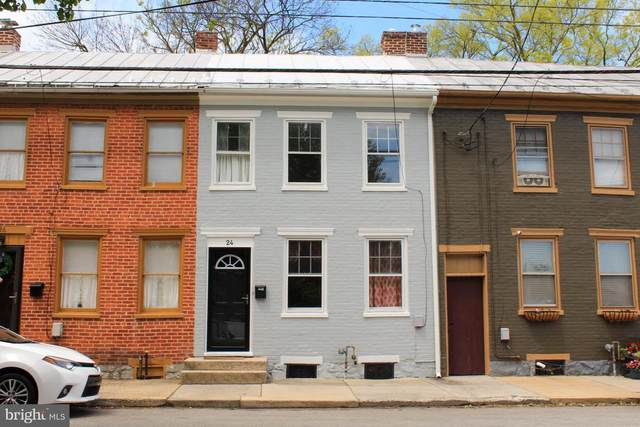 24 S East Street, CARLISLE, PA 17013 (#PACB123468) :: The Team Sordelet Realty Group