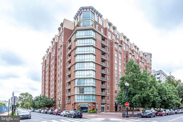 1000 New Jersey Avenue SE Ph22, WASHINGTON, DC 20003 (#DCDC468910) :: The Miller Team