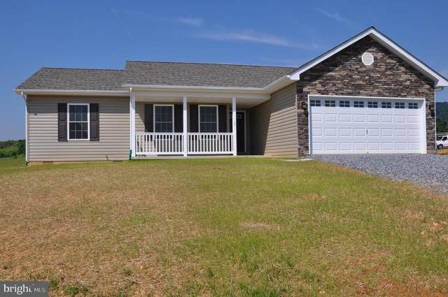 Lot 89 Hialeah Place, MARTINSBURG, WV 25403 (#WVBE177118) :: Seleme Homes