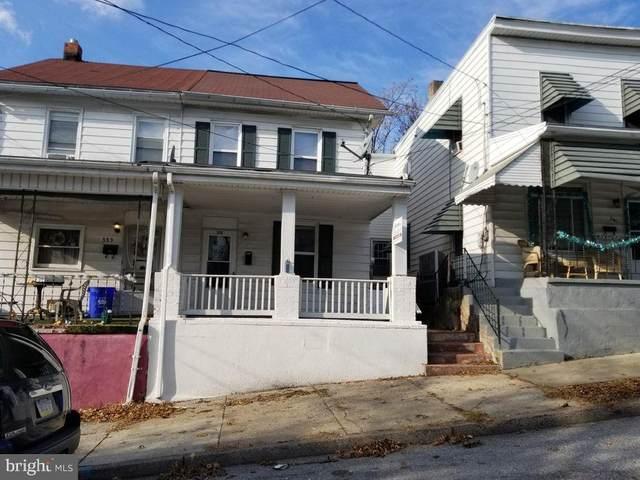 335 Lincoln Street, STEELTON, PA 17113 (#PADA121340) :: The Craig Hartranft Team, Berkshire Hathaway Homesale Realty