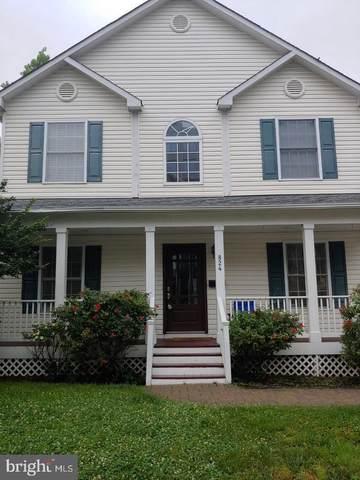 824 N Wakefield Street, ARLINGTON, VA 22203 (#VAAR162802) :: City Smart Living