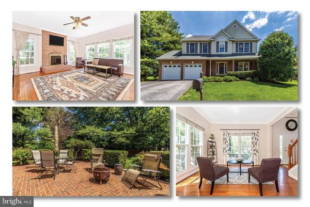 2194 Mountainview Drive, FREDERICK, MD 21702 (#MDFR264218) :: The Gus Anthony Team