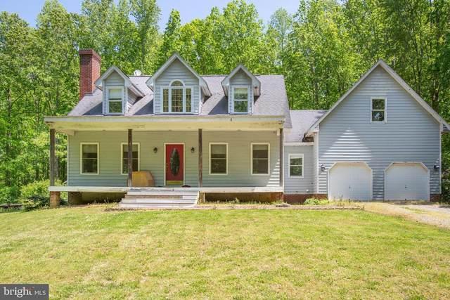 8613 Hancock Road, SPOTSYLVANIA, VA 22553 (#VASP221908) :: Dart Homes