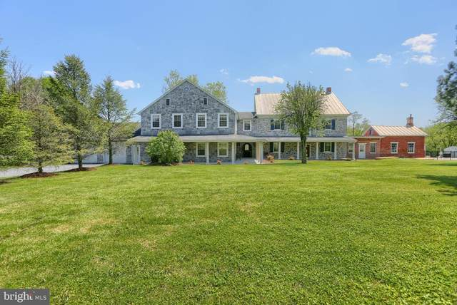 6355 Creekview Road, MECHANICSBURG, PA 17050 (#PACB123488) :: Blackwell Real Estate