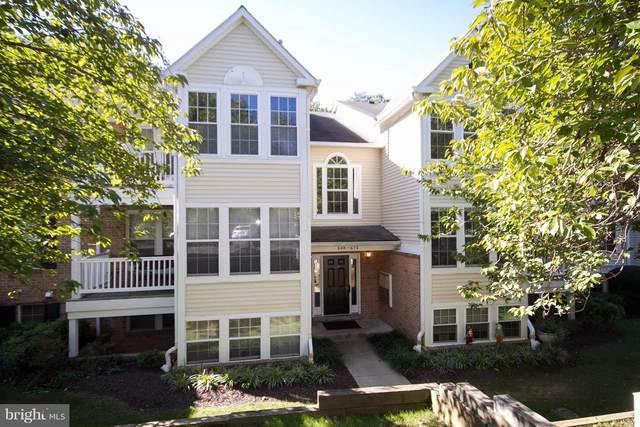 670 Southern Hills Drive C-3M, ARNOLD, MD 21012 (#MDAA434110) :: Jacobs & Co. Real Estate