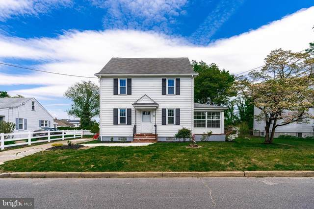 24 N Chester Ave, RIVERSIDE, NJ 08075 (MLS #NJBL372506) :: The Dekanski Home Selling Team
