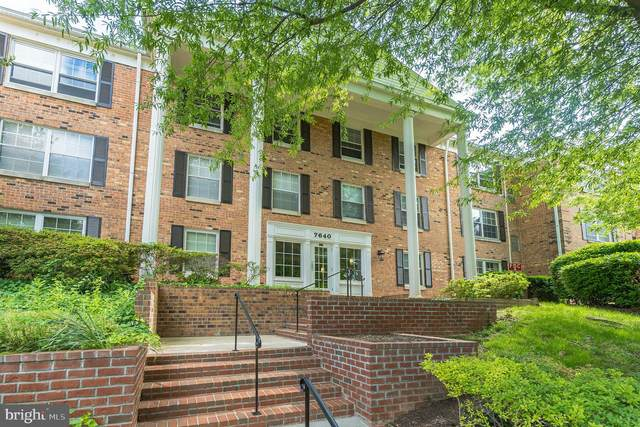 7640 Tremayne Place #107, MCLEAN, VA 22102 (#VAFX1128658) :: The Vashist Group