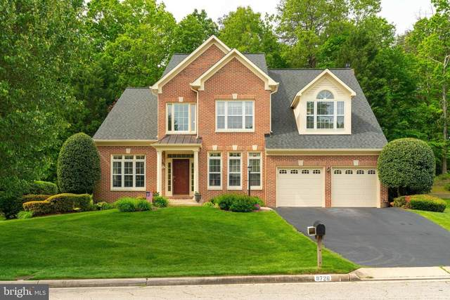 8726 Cross Chase Circle, FAIRFAX STATION, VA 22039 (#VAFX1128666) :: Bruce & Tanya and Associates