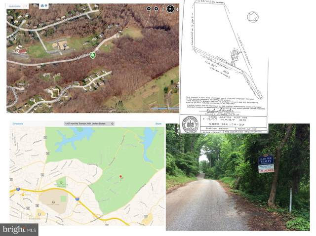 1207 Hart Road, TOWSON, MD 21286 (#MDBC494034) :: ROSS | RESIDENTIAL
