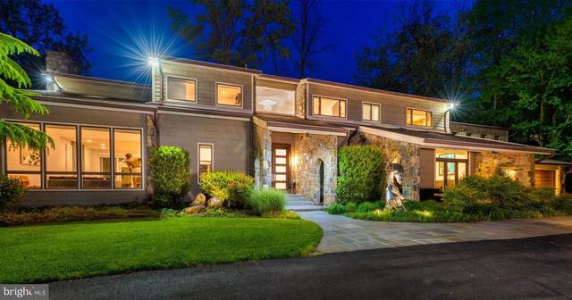 8709 Burdette Road, BETHESDA, MD 20817 (#MDMC707556) :: ExecuHome Realty