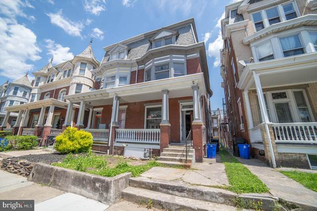 1913 N 2ND Street, HARRISBURG, PA 17102 (#PADA121356) :: Iron Valley Real Estate