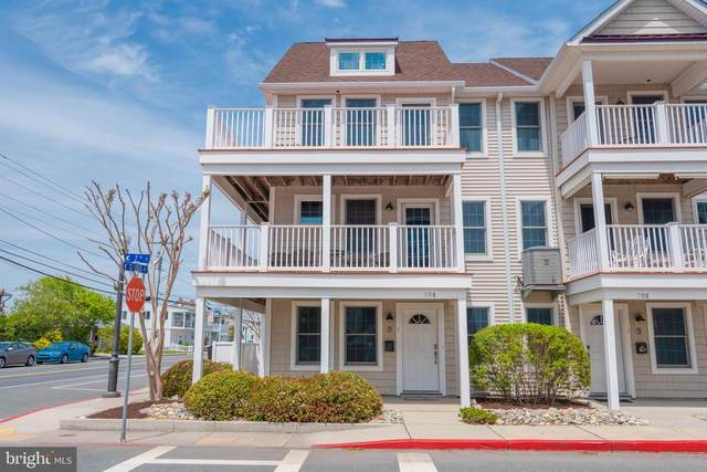 208 7TH Street #1, OCEAN CITY, MD 21842 (#MDWO113820) :: Atlantic Shores Sotheby's International Realty
