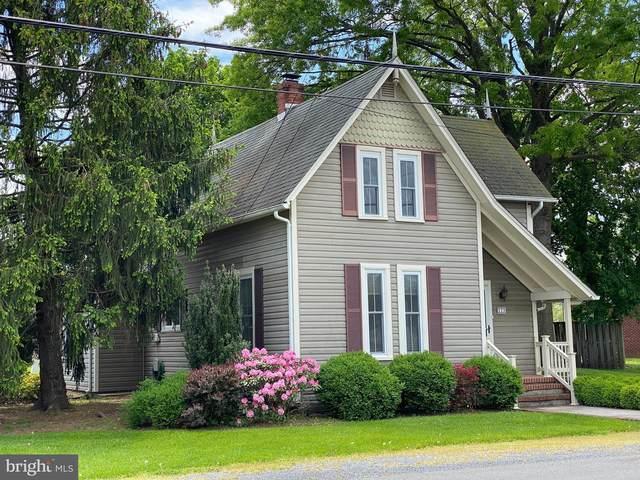 213 Washington, MOOREFIELD, WV 26836 (#WVHD105964) :: Premier Property Group
