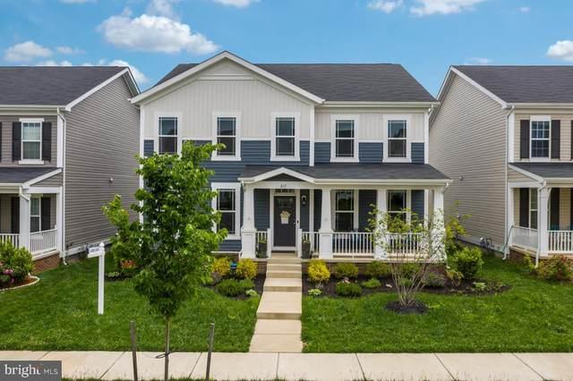 817 Coastal Avenue, STAFFORD, VA 22554 (#VAST221936) :: Tom & Cindy and Associates